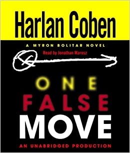 Amazon Fr One False Move Harlan Coben Jonathan Marosz