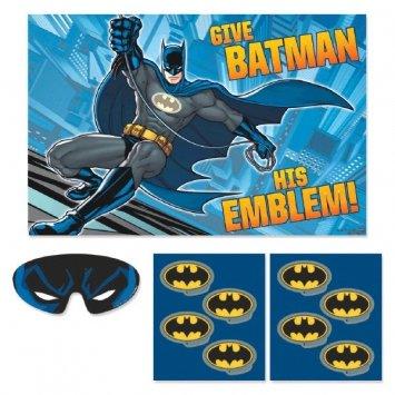amscan Batman Party Game
