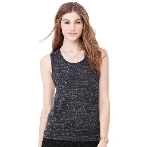 Bella Canvas Womens Flowy Scoop Muscle T Shirt Mint