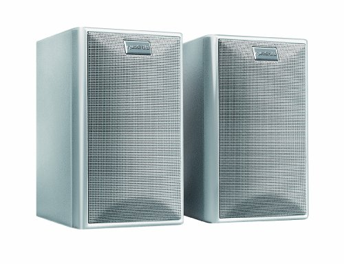Quadral Maxi 330 W 2-Wege Regallautsprecher Paar (100/150 Watt) silber