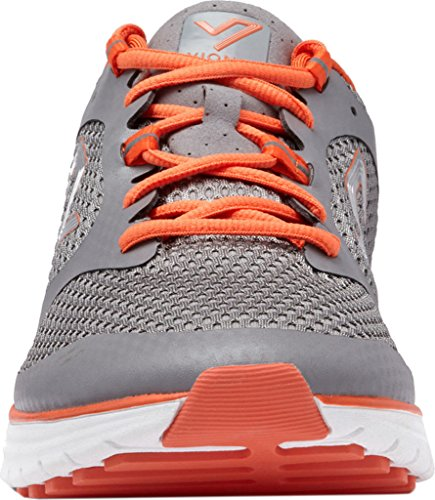 2014 unisex cheap online clearance cost Vionic Mens Ngage 1 Grey Open Mesh/Orange zvaEnGQ
