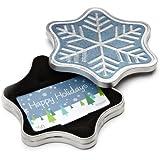 Amazon.ca Gift Box, $50 (Snowflake) - Amazon.ca Carte Paquet Cadeau, $50 (Flocon de neige)