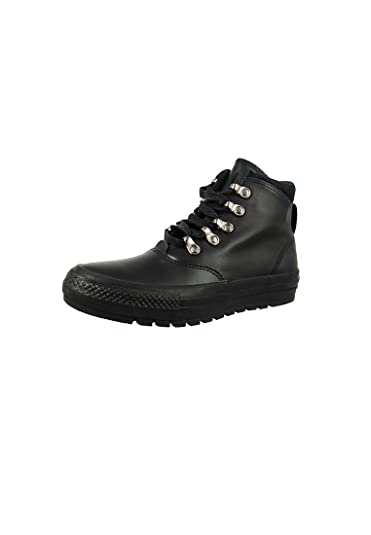 Chucks Schwarz 557917C Chuck Taylor All Star Ember Boot HI Black Leder, Groesse:36 EU / 3.5 UK / 5.5 US Converse