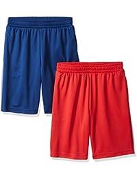 Boys' 2-Pack Mesh Short