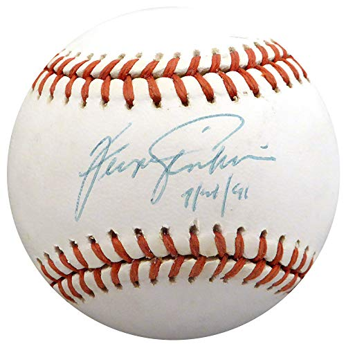 Fergie Jenkins Autographed Signed Memorabilia Official Nl Baseball Chicago Cubs - Beckett -