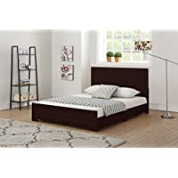 Camden Isle 113031 Oxford Platform Bed, Full, Espresso
