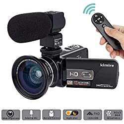 Image of the product Camera Camcorder Kimire that is listed on the catalogue brand of kimire.