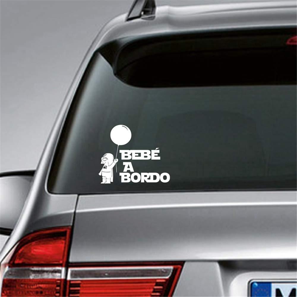 Versión en español, cita Star Wars Pegatinas para coches ...