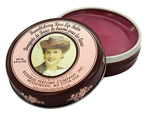 Rosebud Brambleberry Rose Lip Balm - 1