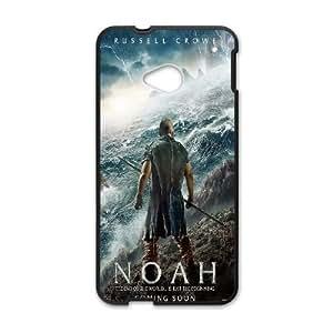 Noah HTC One M7 Cell Phone Case Black DIY GIFT pp001_8220467
