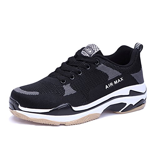 Shoes Leisure snfgoij Hiking Outdoor Shoes Walking Ladies Running Shoes Sports Travel Girls Shoes Waterproof Gray Breathable 44qBPxrO
