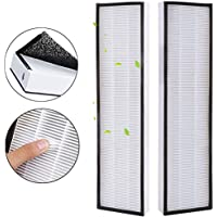 JahyShow 2 Pack for GermGuardian Air Purifier Filter FLT5000 FLT5111 Air Purifier AC5000 Series Filter C