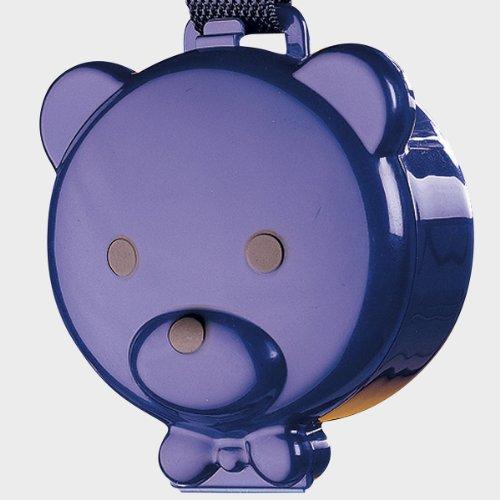 BABY-WALZ Schnullerbox Schnulleraufbewahrung, blau