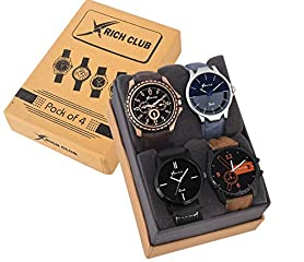 Upto 80% Off On Watches from Rich club & Vills Laurrens