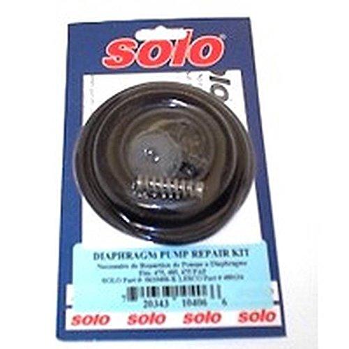 Sole Pump - Solo 0610406-K Diaphragm Sprayer Pump Repair Kit