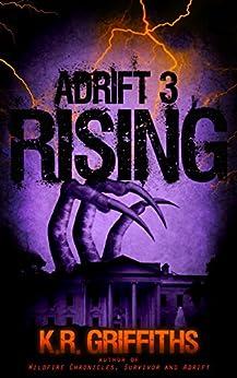 Adrift 3: Rising (Adrift Series) (English Edition) de [Griffiths, K.R.]