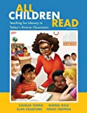 All Children Read, Loose-Leaf Version Plus Video-Enhanced Pearson eText -- Access Card Package (4th Edition), Charles A. Temple, Donna Ogle, Alan N. Crawford, Penny Freppon, 0133424073