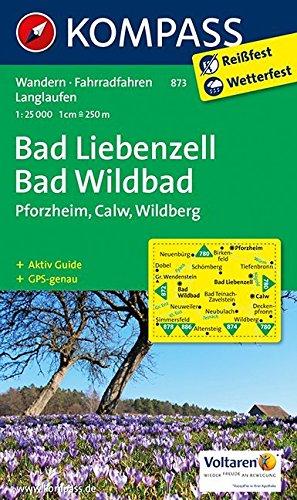Bad Liebenzell 873 Gps Wp Kompass Bad Wi -