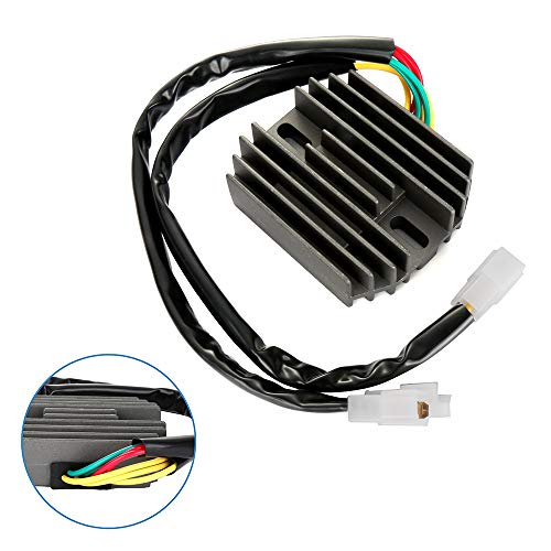 OCPTY Voltage Regulator Rectifier Fits 2000-2007 Honda Shadow Sabre 1100 1997-2007 Honda Shadow Spirit 1100