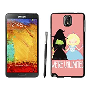 Perfect fit for your beloved phone,100% Brand New wicked Black For Samsung Note 3 Case