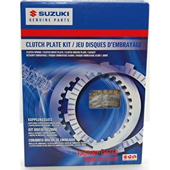 05-06 SUZUKI GSXR1000 Suzuki Genuine Accessories Clutch Plate Kit