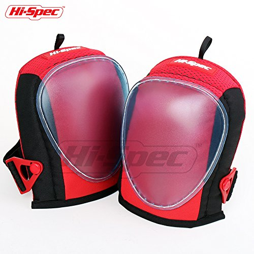 rofessional Knee Pads with Layered Gel, Foam Padding, Wide Straps & Tough Outer Shell for DIY, Construction, Gardening, Roofing, Laying Carpet & Flooring. Universal Size (2 Piece) ()