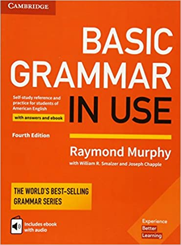 Amazon Com Basic Grammar In Use Student S Book With Answers And
