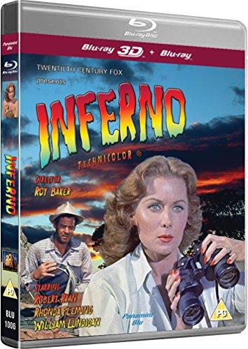 Inferno 1953 3D Blu-ray Region ()