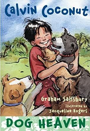 Calvin coconut dog heaven kindle edition by graham salisbury childrens ebooks fandeluxe PDF