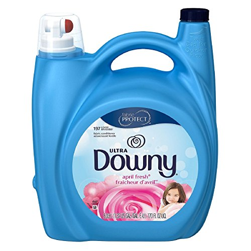 (Ultra Downy April Fresh Fabric Softener, 170 Ounce - 197 loads )