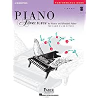 Piano Adventures Performance Book, Level 3B