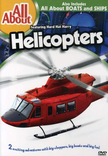 All About Boats & Ships/All About Helicopters -