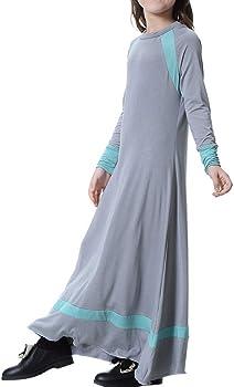 Goyajun musulmán árabe Chicas Robe - Medio Oriente Dubai Saudi ...
