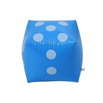 Amazon.com: Kasien - Cubo hinchable grande de 12.6 in para ...