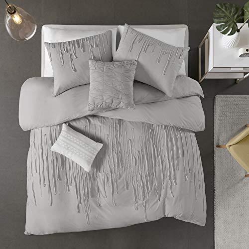 Urban Habitat Paloma Cotton Comforter Set, Twin/Twin XL, Ivory