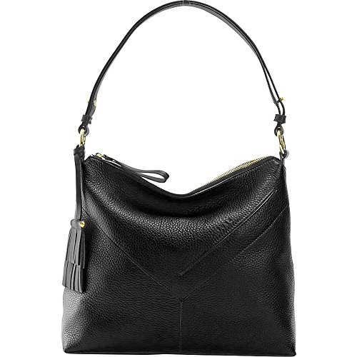 lb-9640-ascot-natalie-top-zip-hobo-black