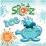 The Splotz - Ice: Collectible Storybook with REAL Smells (Splotz Scented Sticker Book)