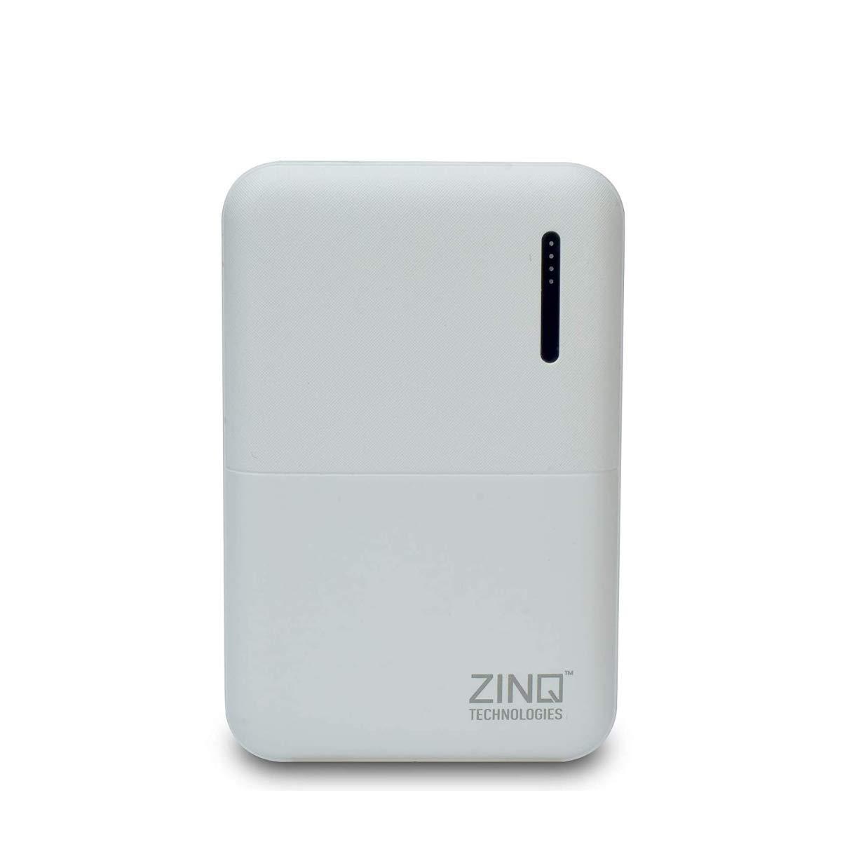 Zinq 10000mAh Li-Polymer Power Bank
