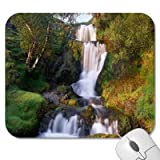 "Mousepad - 9.25"" x 7.75"" Designer Mouse Pads - Design: Nature (MPNA-073)"