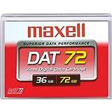 Maxell 4MM DAT72 Tape Cartridge