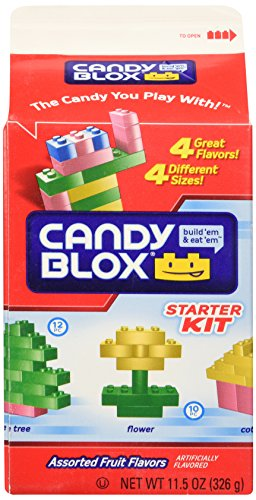 Candy Blox 11.5 oz. Carton -