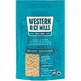 Western Rice Mills Brown Jasmine Rice, 2 lb (Pack of 12)