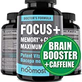 Brain Focus Supplement for Memory Support & Brain