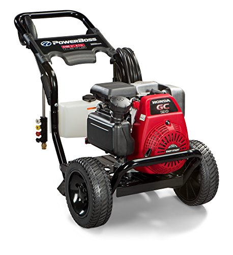 honda power washer gas - 3