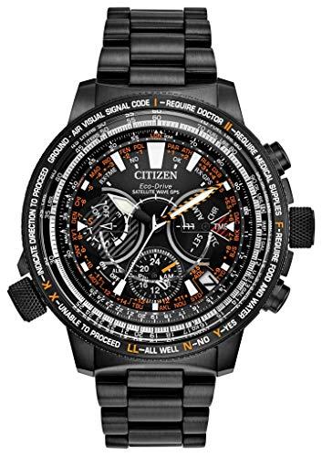 Citizen CC7015-55E Satellite Wave Promaster Sky 30th Anniversary GPS-Timekeeping Super Titanium Watch