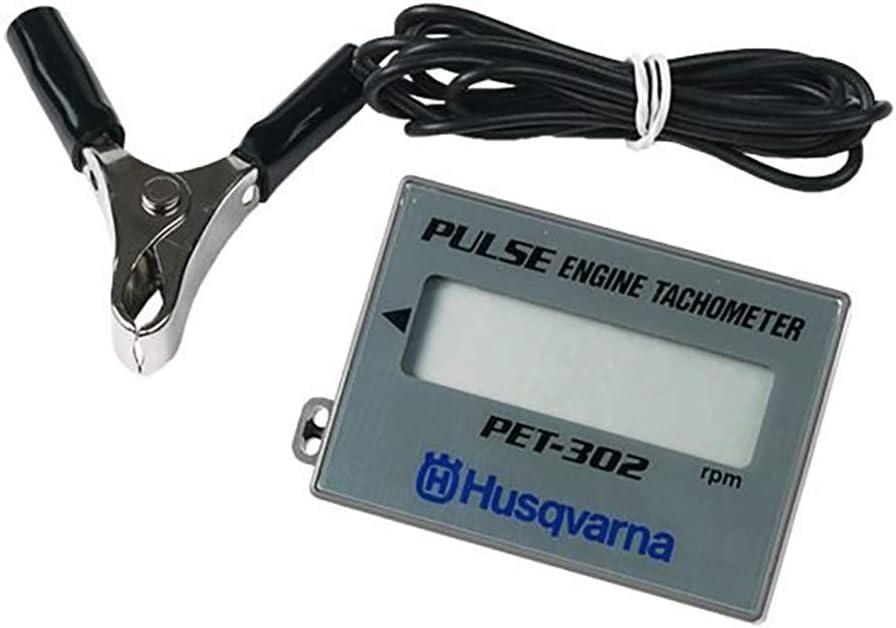 Husqvarna 502711401 PET-302 Chainsaw Tachometer