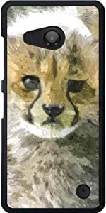Funda para Microsoft Lumia 550 - Cheetah_2014_0901 by JAMFoto