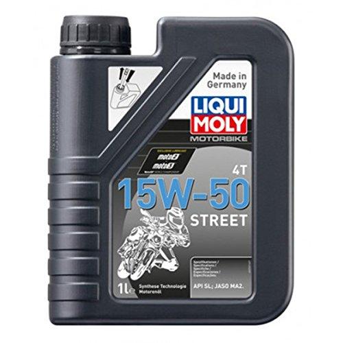 Liqui Moly Motorbike 4T 15W-50 Street 205L by Liqui Moly