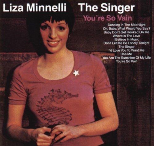 liza minnelli cd singer - 5