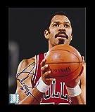 Artis Gilmore Chicago Bulls NBA Signed Autographed 8 X 10 Photo 20596